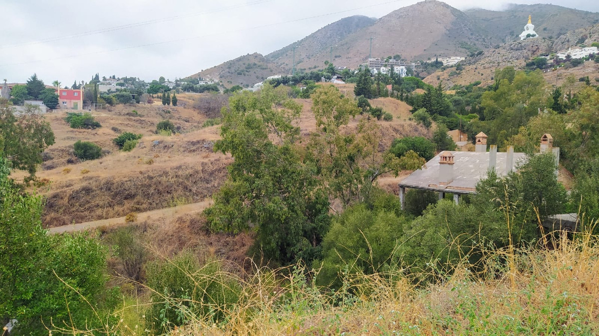 Terreno  Terreno en venta   en Benalmadena Pueblo