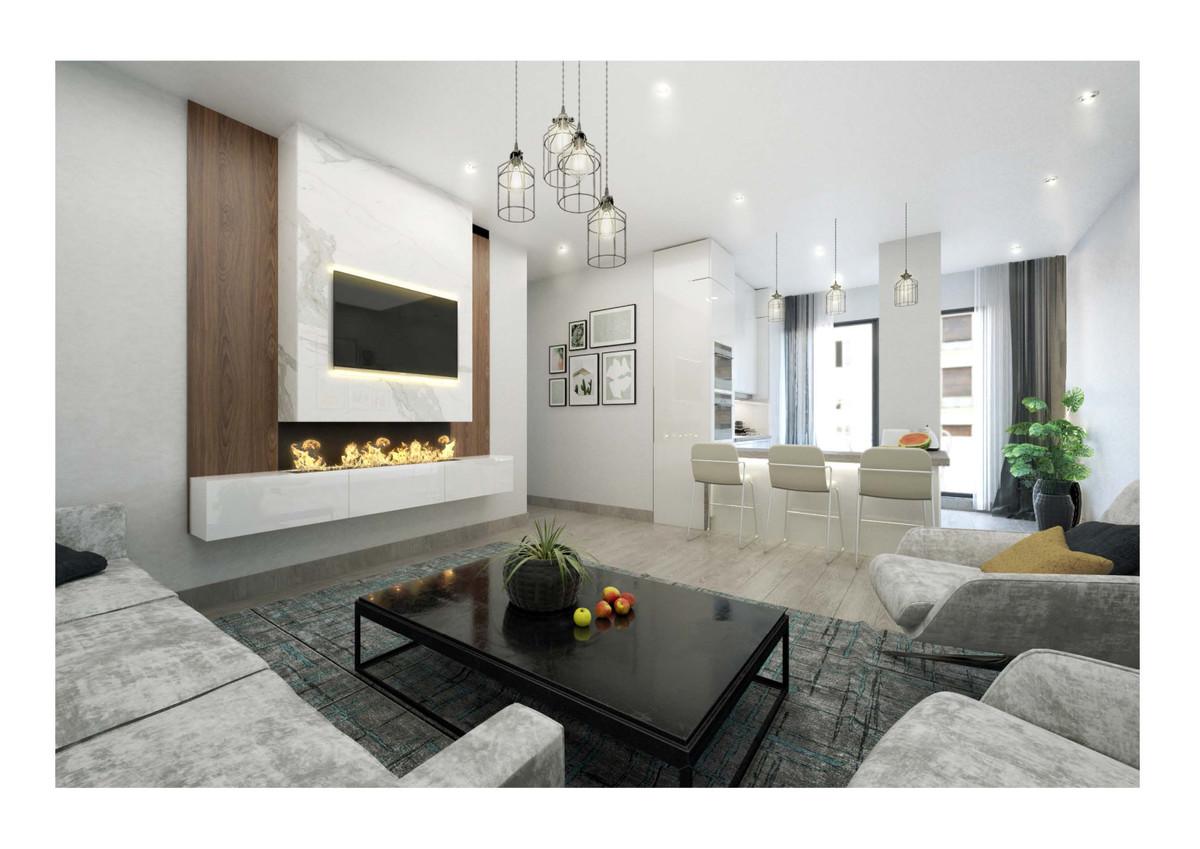 Ground Floor Apartment, Fuengirola, Costa del Sol. 1 Bedroom, 1 Bathroom, Built 58 m², Terrace 8 m².,Spain
