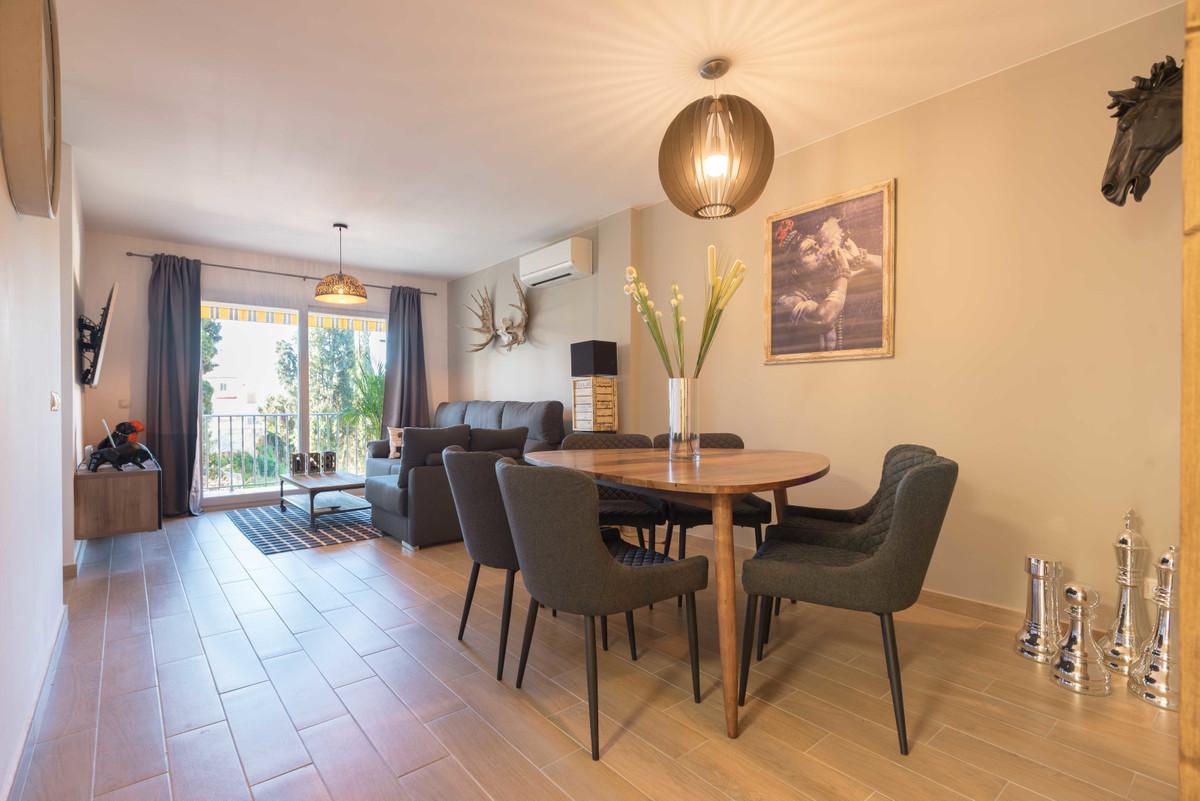 Middle Floor Apartment, Torremolinos Centro, Costa del Sol. 2 Bedrooms, 1 Bathroom, Built 96 m², Ter,Spain