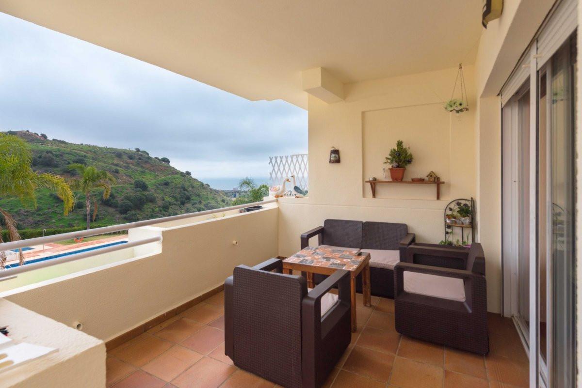 Middle Floor Apartment, Calahonda, Costa del Sol. 3 Bedrooms, 2 Bathrooms, Built 104 m², Terrace 20 ,Spain