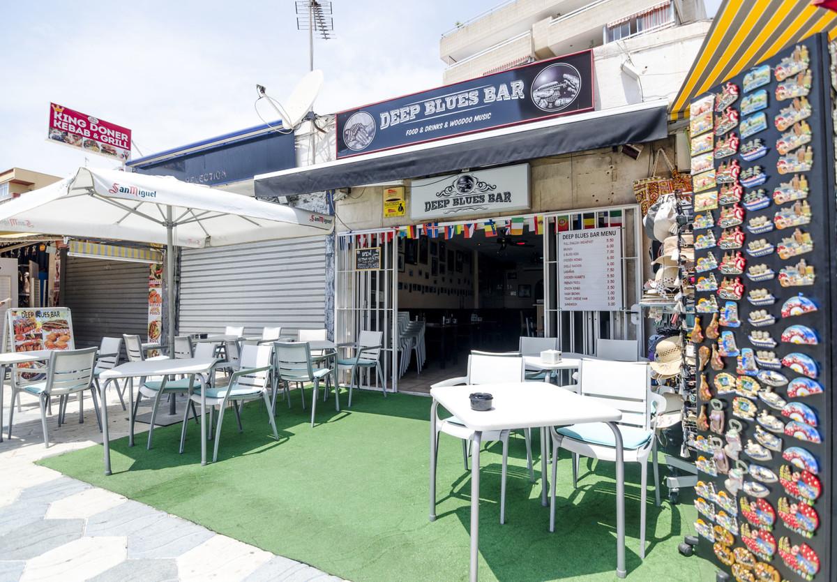 Bar a la venta en Benalmadena