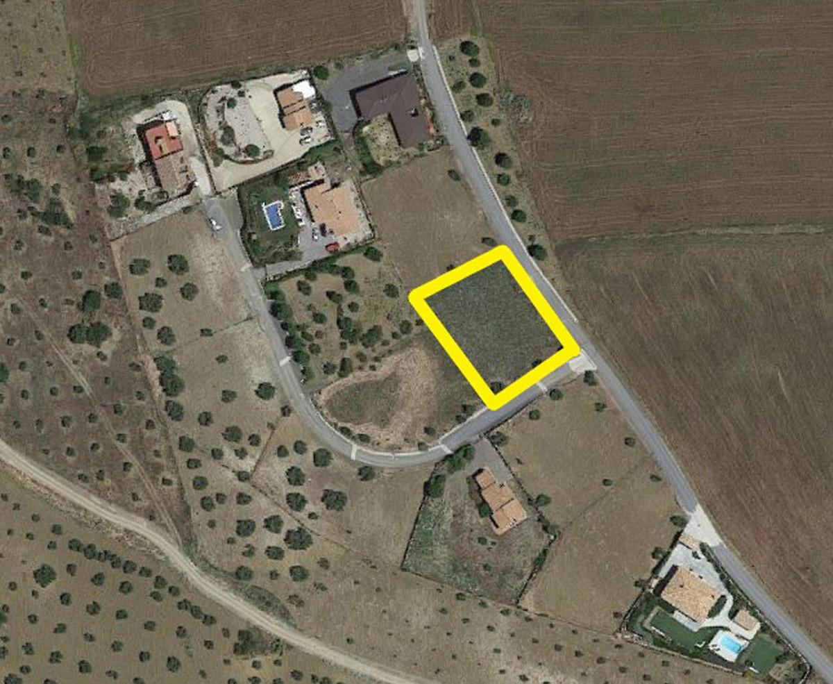 Residential Plot, Colmenar, Costa del Sol East. Garden/Plot 1624 m².  Setting : Country, Mountain Pu,Spain