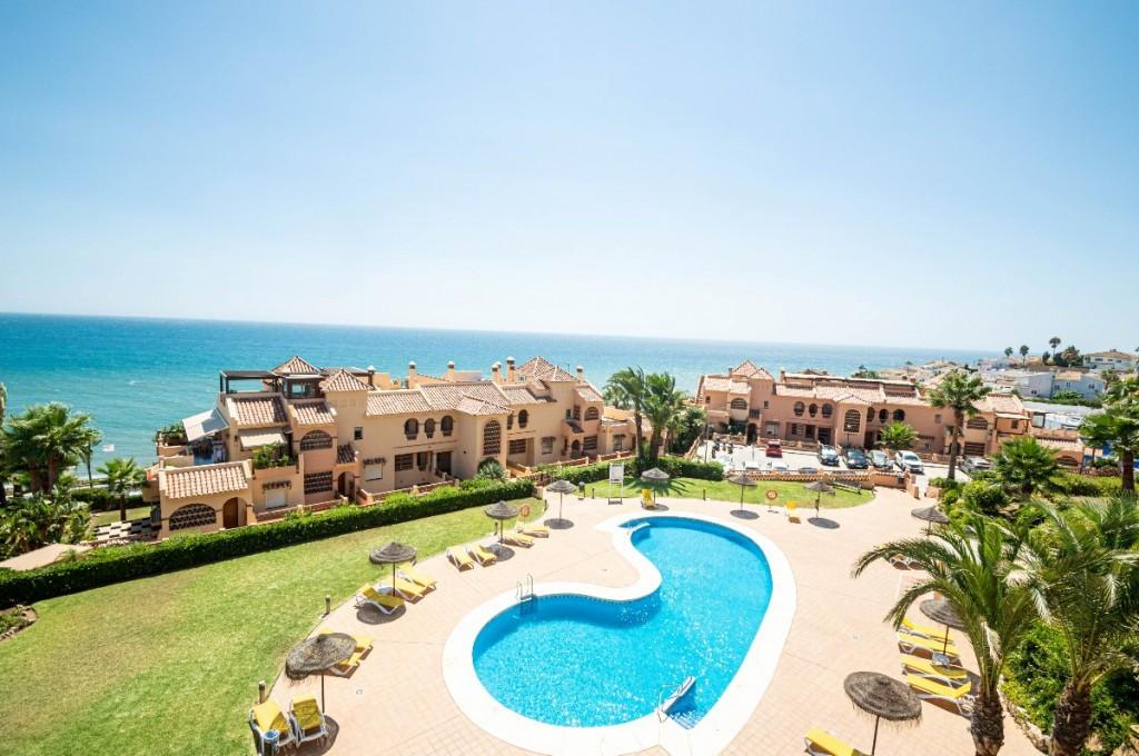 Penthouse na sprzedaż w Mijas Costa R3900001