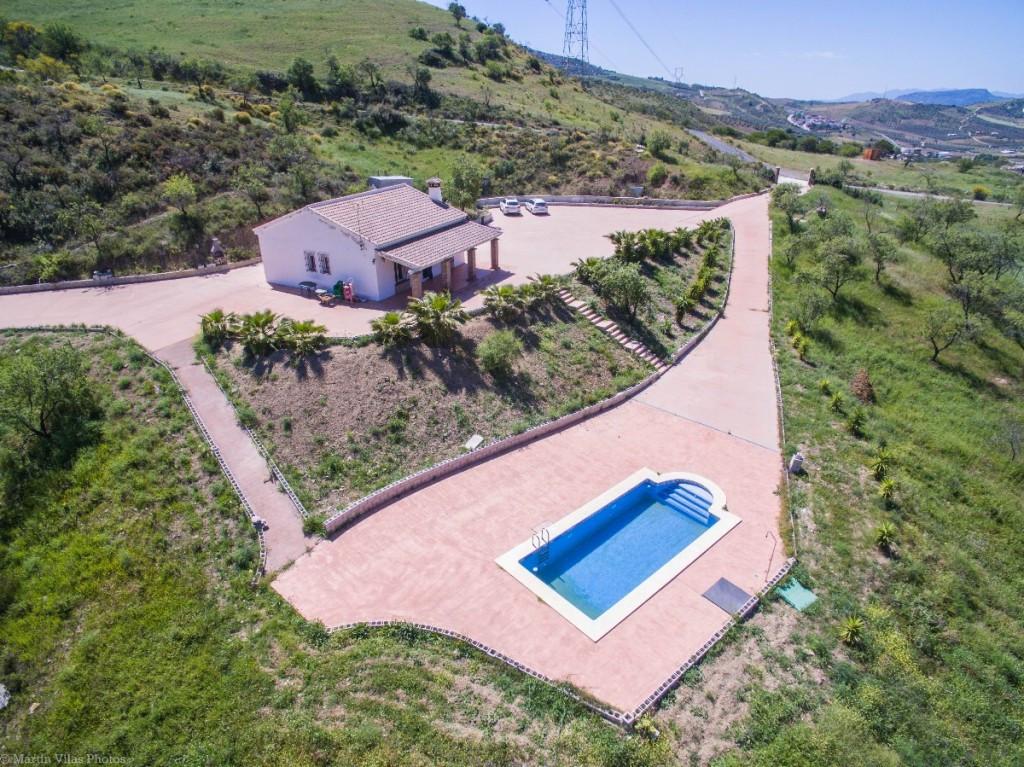 Villa 3 Dormitorios en Venta Valle de Abdalajís