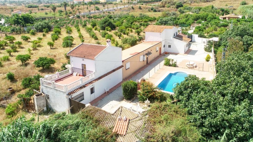 Villa Finca Alhaurín de la Torre Málaga Costa del Sol R3674954