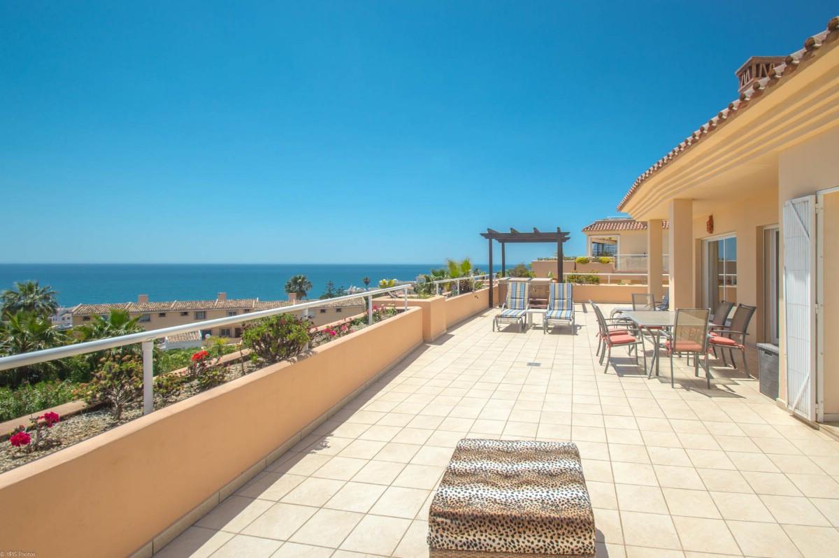 Penthouse à Mijas Costa R3194338