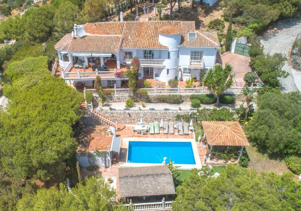 R3473833 Villa Mijas, Málaga, Costa del Sol