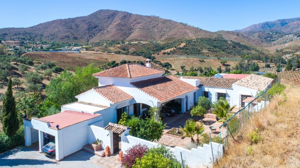 Villa Finca Mijas Málaga Costa del Sol R3523519 2