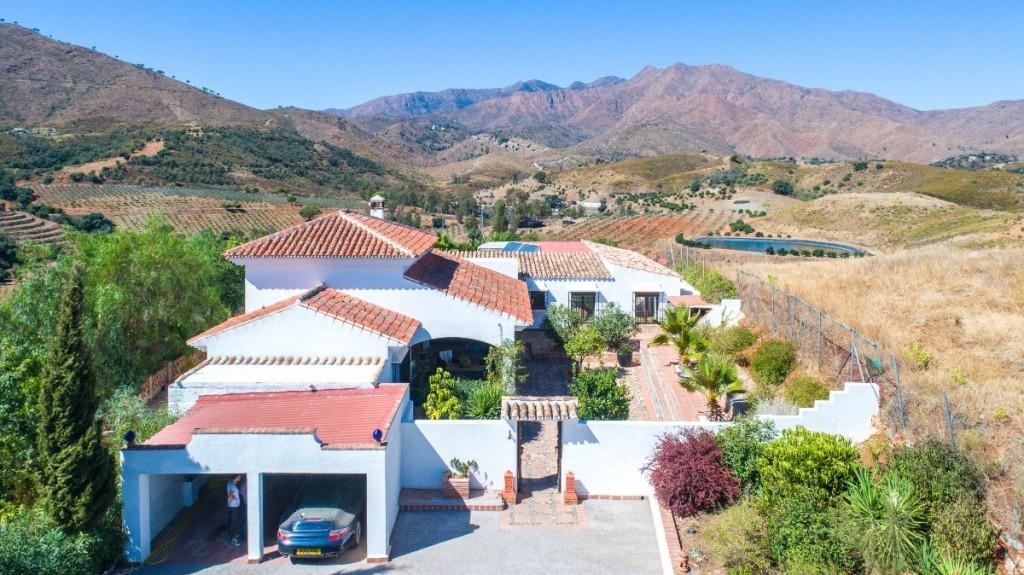 Villa Finca Mijas Málaga Costa del Sol R3523519 3