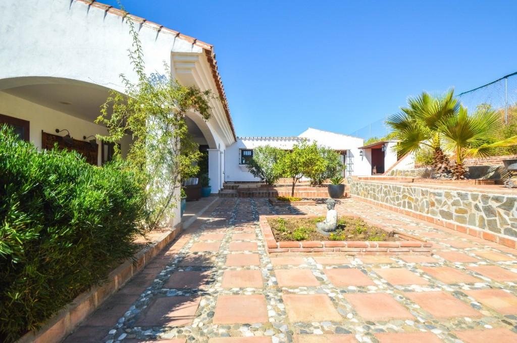 Villa Finca Mijas Málaga Costa del Sol R3523519 4