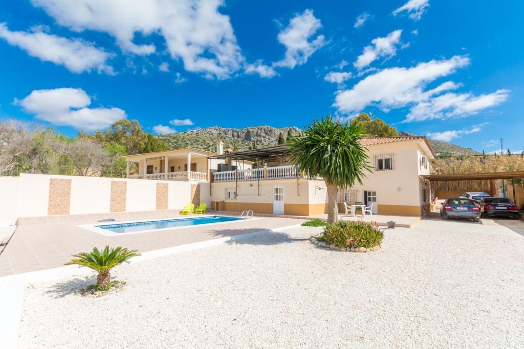 Villa Finca Teba Málaga Costa del Sol R3626663