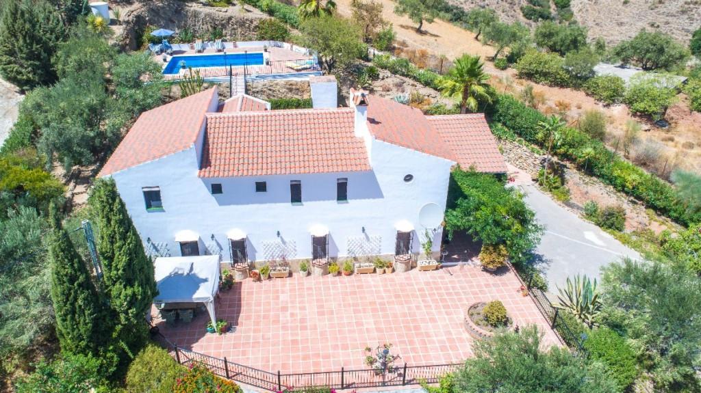 Villa Finca à Pizarra, Costa del Sol