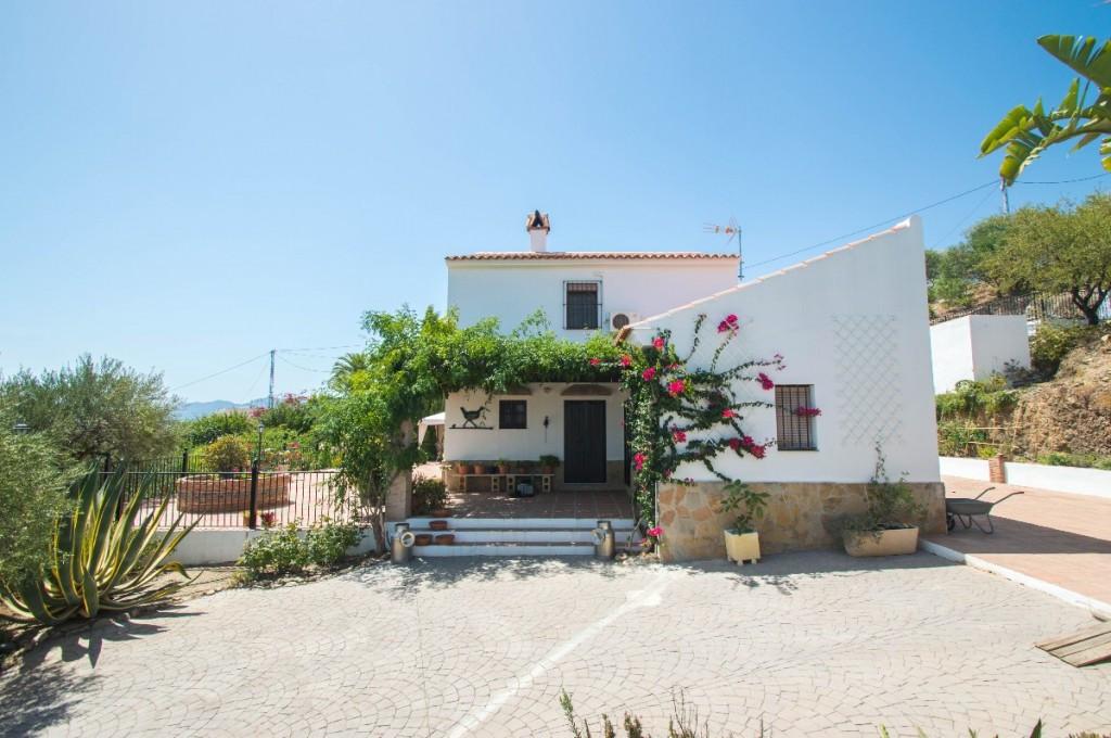 Villa Finca en Pizarra, Costa del Sol
