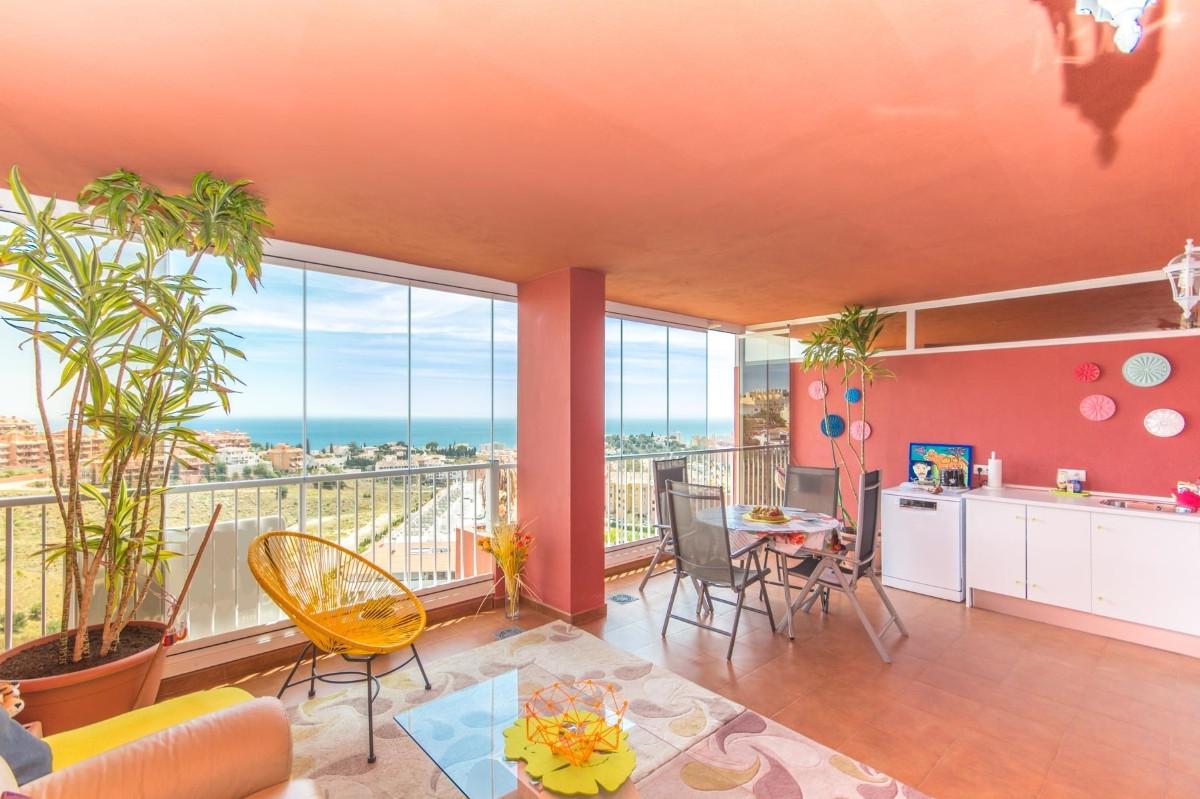 Apartment Penthouse Los Pacos Málaga Costa del Sol R3419275
