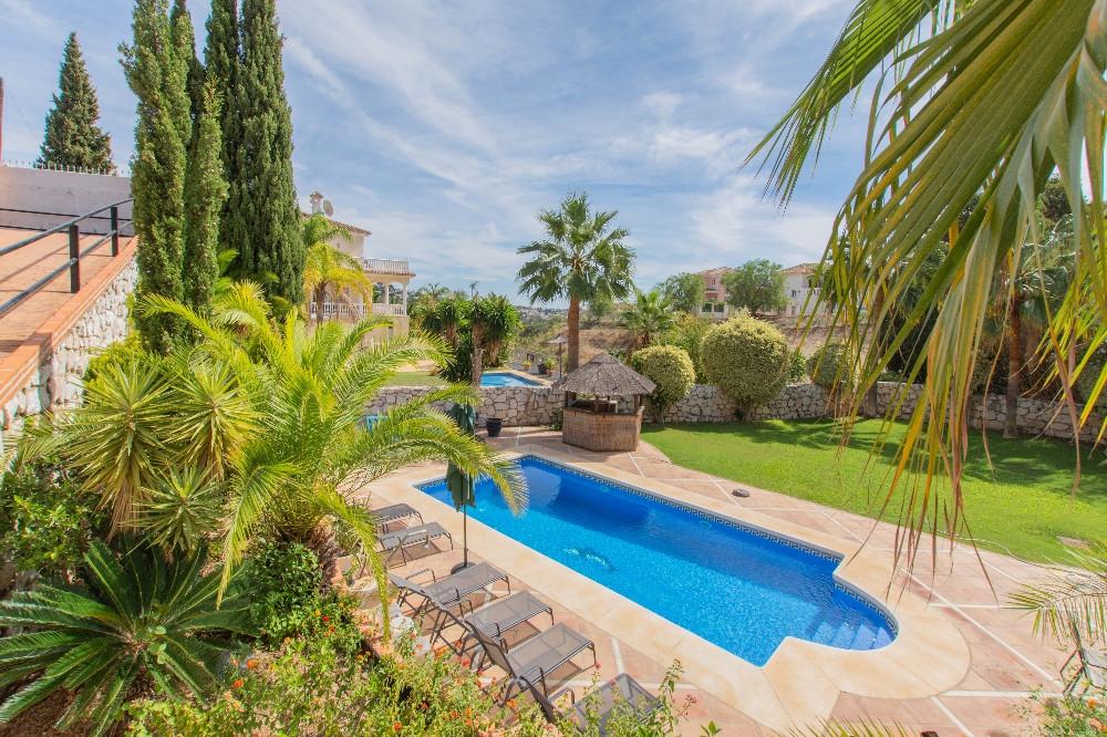 Villa Detached Mijas Golf Málaga Costa del Sol R3473830 2