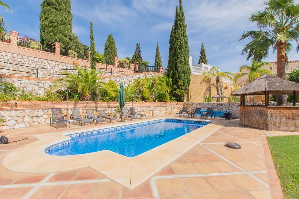 Villa Detached Mijas Golf Málaga Costa del Sol R3473830 3