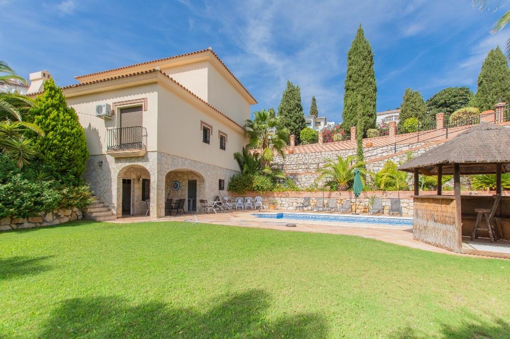 Villa Detached Mijas Golf Málaga Costa del Sol R3473830 4