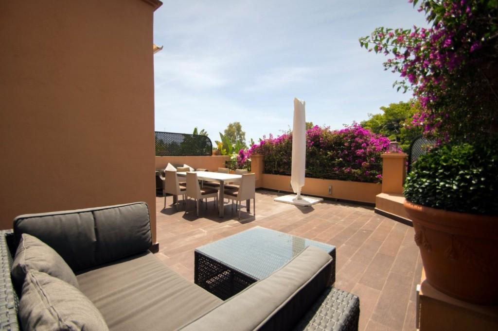 Apartamento Planta Baja a la venta en Guadalmina Alta