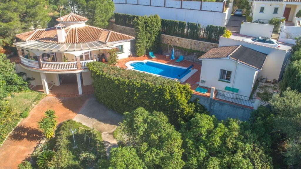 Villa Detached Mijas Málaga Costa del Sol R3314647