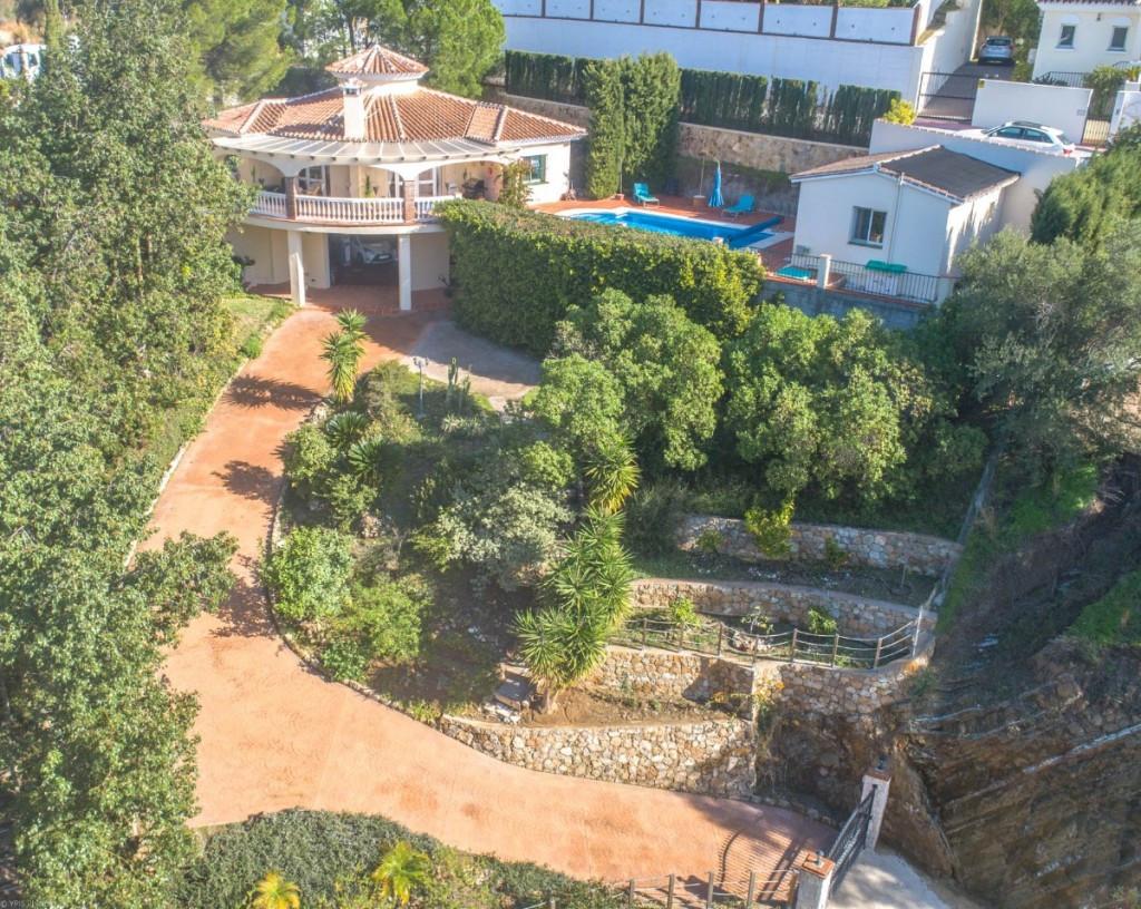 Villa Detached Mijas Málaga Costa del Sol R3314647 2