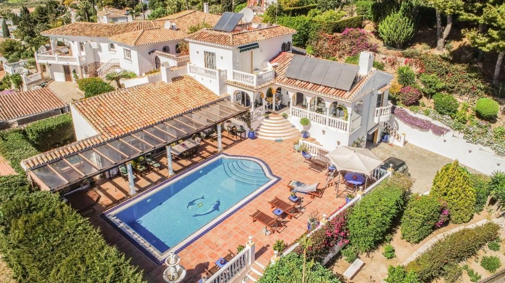 Detached Villa for sale in Mijas Costa R3521479