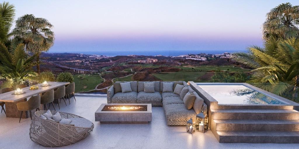 Apartment Ground Floor Calanova Golf Málaga Costa del Sol R3332404