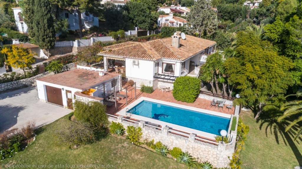 Fristående villa i Mijas Costa R2787473
