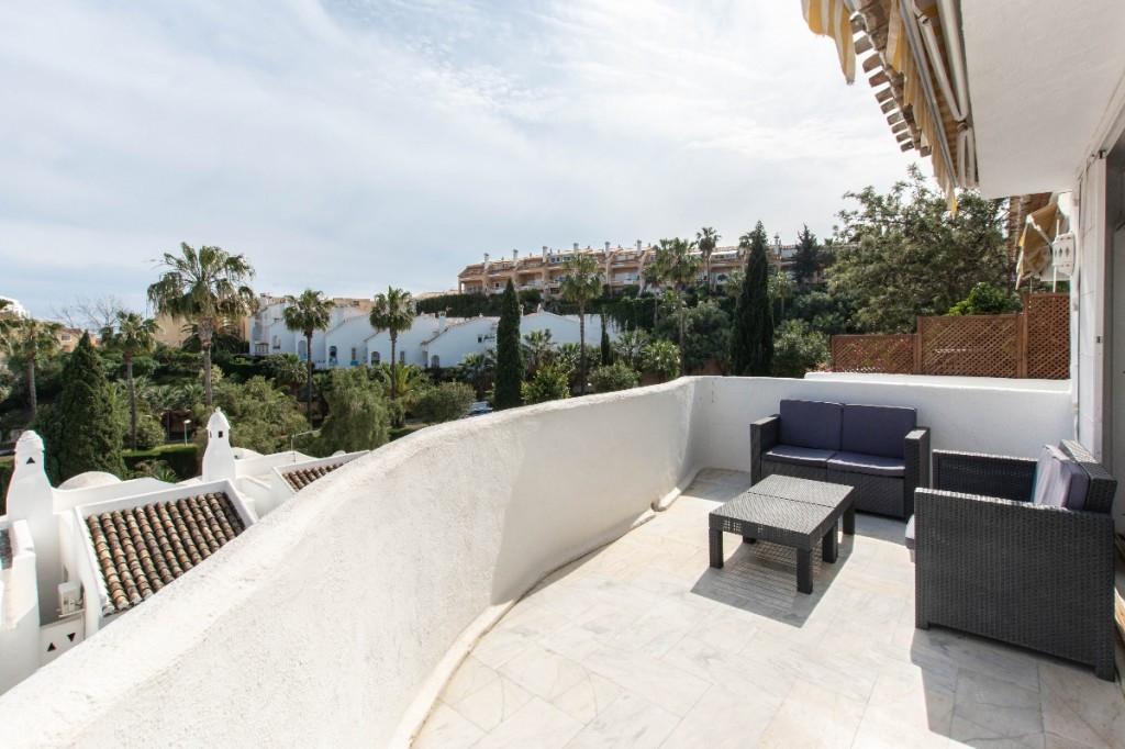 Townhouse Terraced Torrequebrada Málaga Costa del Sol R3394225 2