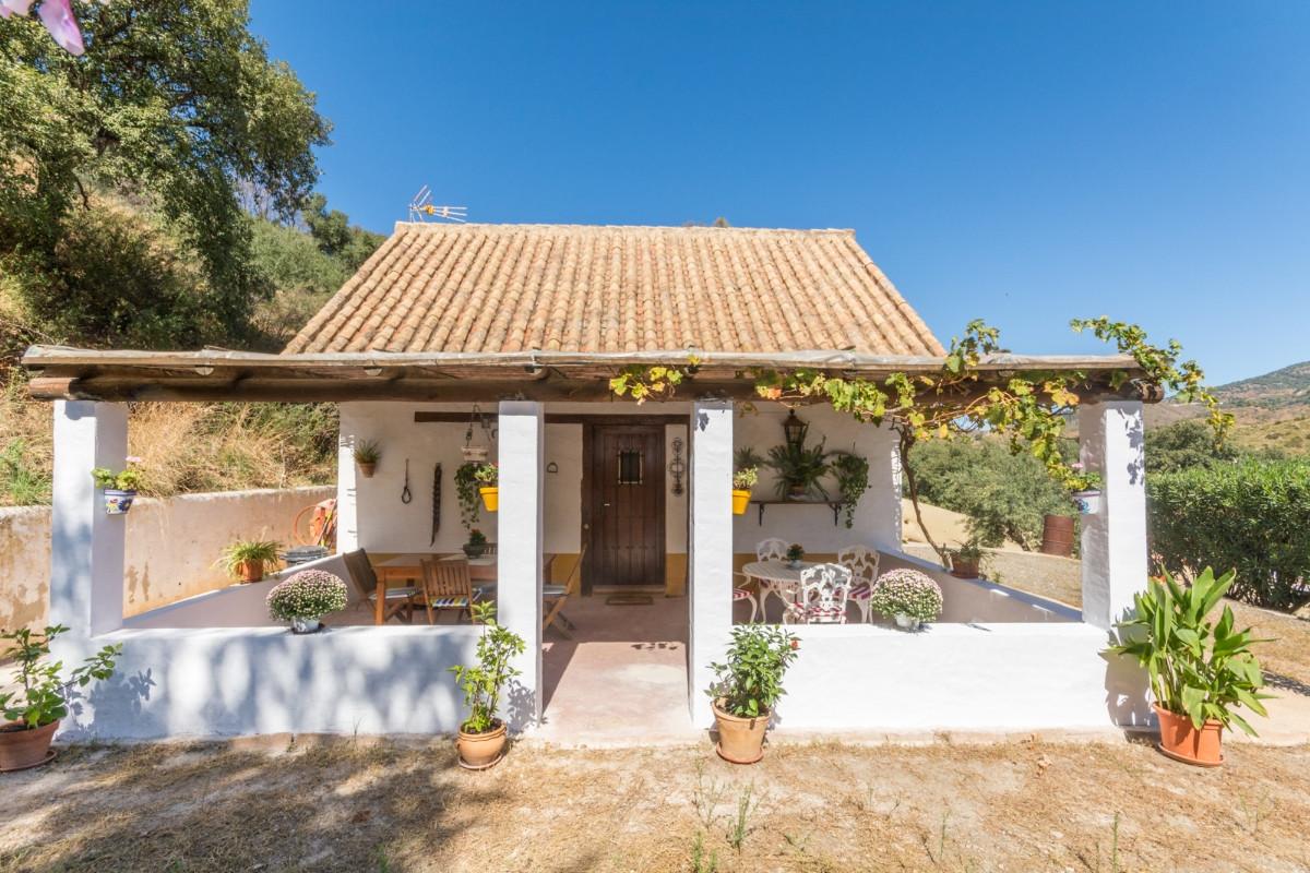 Villa Finca Mijas Málaga Costa del Sol R3522154 3