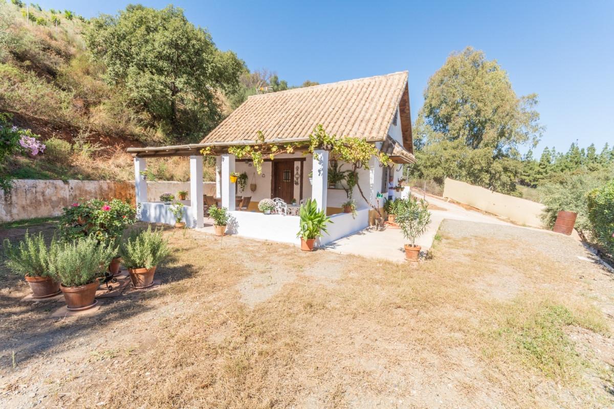 Villa Finca Mijas Málaga Costa del Sol R3522154 4