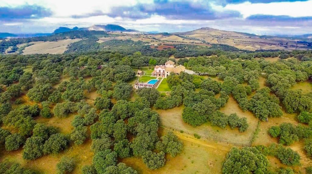 Villa Finca 7 Dormitorio(s) en Venta Ronda
