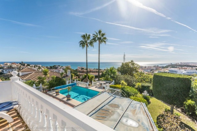 Spectacular Villa in Torreblanca with panoramic sea views and total privacy.  It is distributed as f,Spain