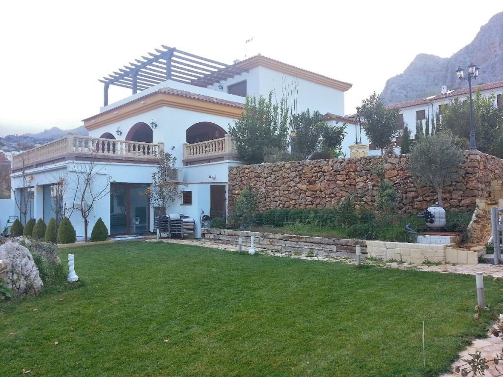 5 dormitorio villa en venta montejaque