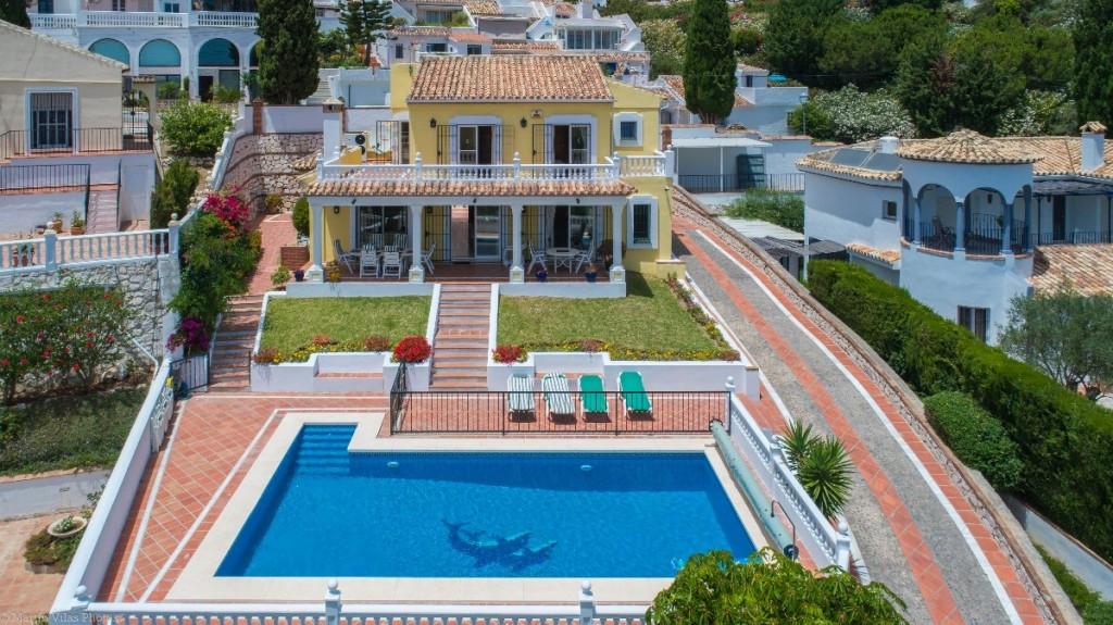 Villa - Chalet en Mijas Golf R2535353