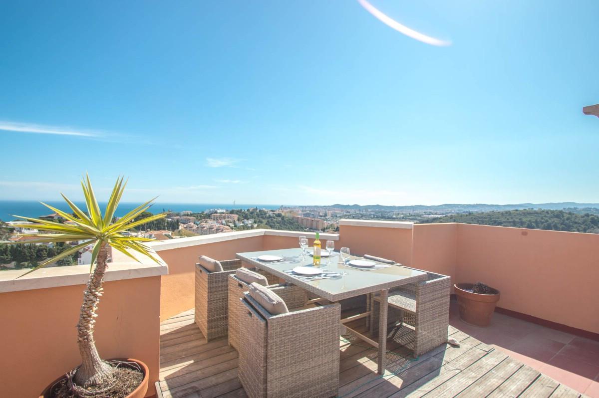 Apartment Penthouse Torreblanca Málaga Costa del Sol R3347542