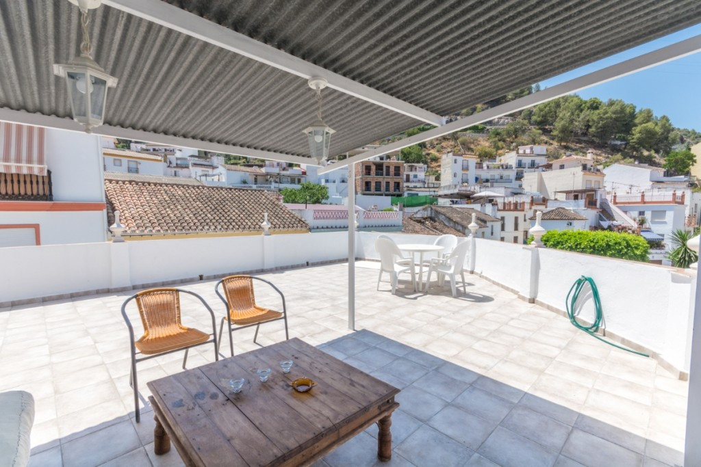 Townhouse Terraced Monda Málaga Costa del Sol R3471889 2