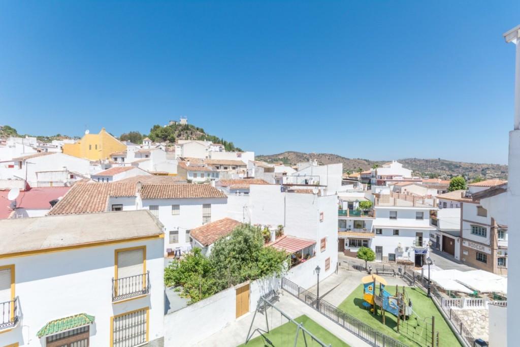 Townhouse Terraced Monda Málaga Costa del Sol R3471889 3