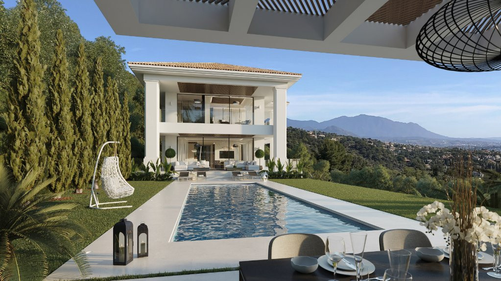 Detached Villa for sale in El Madroñal R3764374