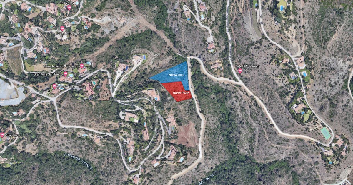 Plot For Sale in El Madroñal - El Madroñal, Benahavis