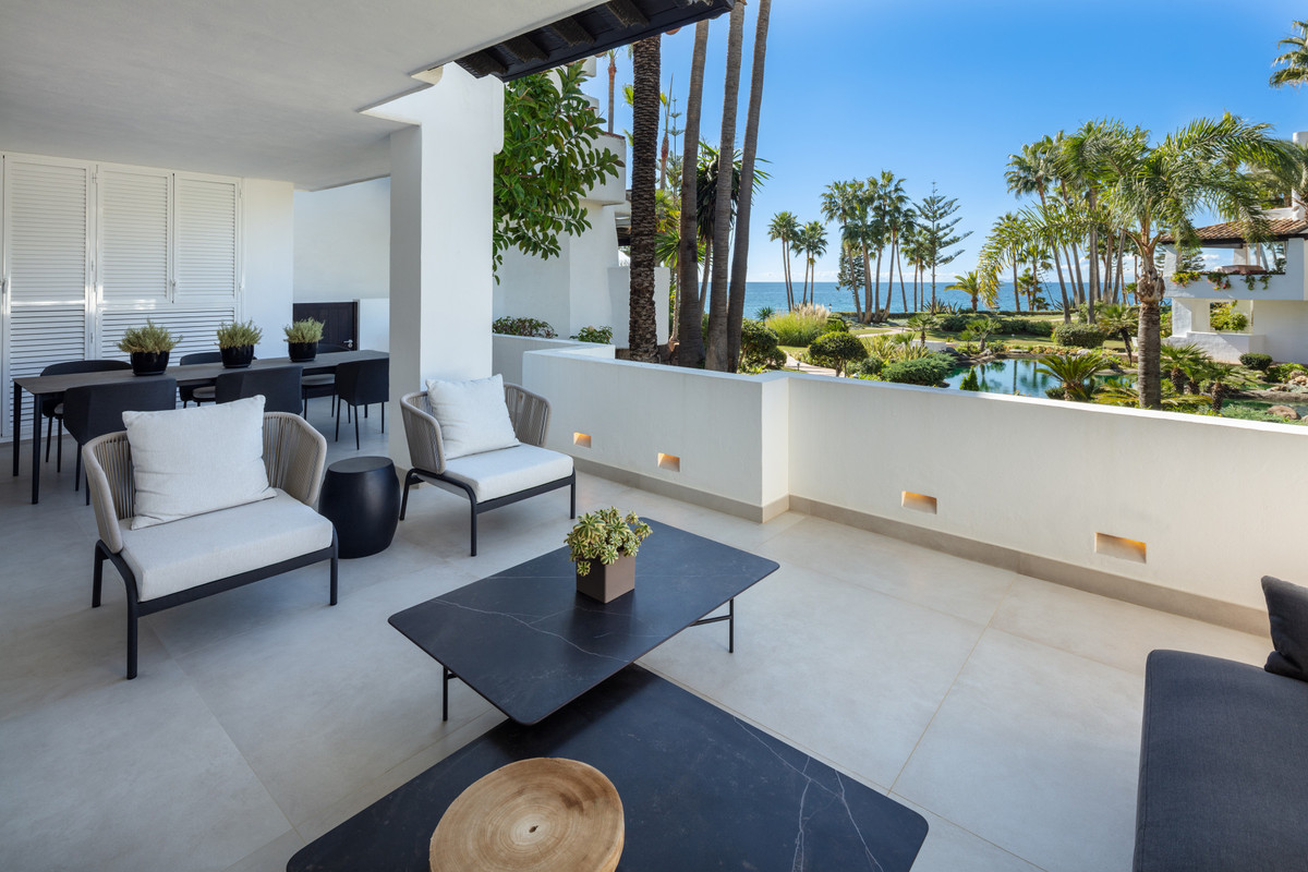 Apartamento Planta Baja en The Golden Mile, Costa del Sol