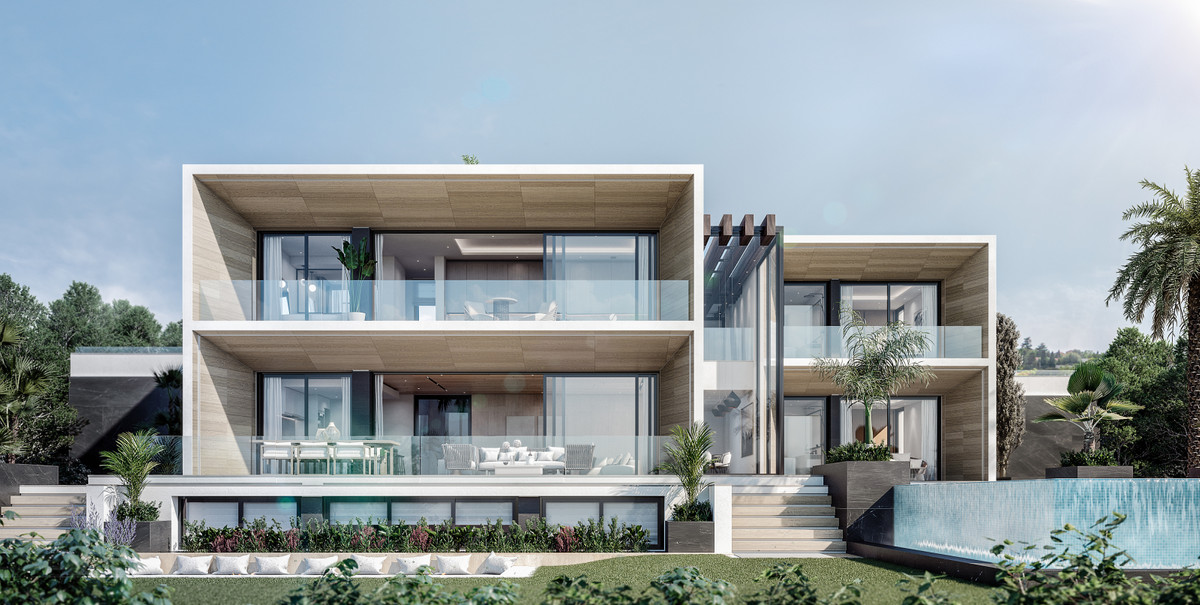 Elegant Luxury Villa with Stunning Views, Benahavís