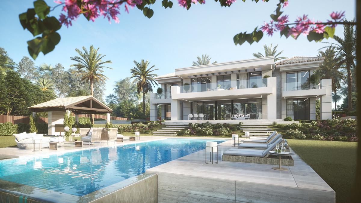Contemporary Mansion with Spectacular Views, Benahavís