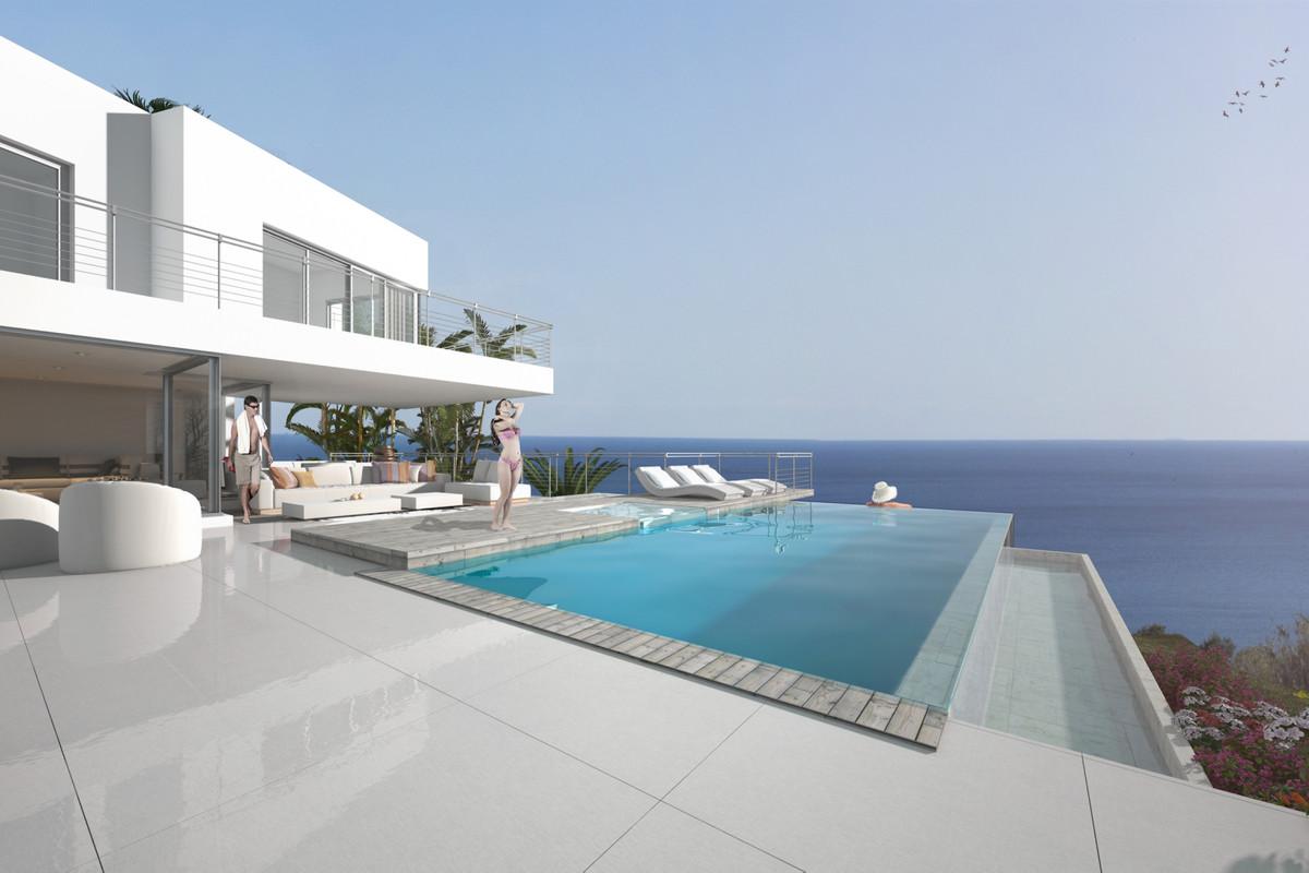 Contemporary Luxury Villa with Sea Views, San Diego