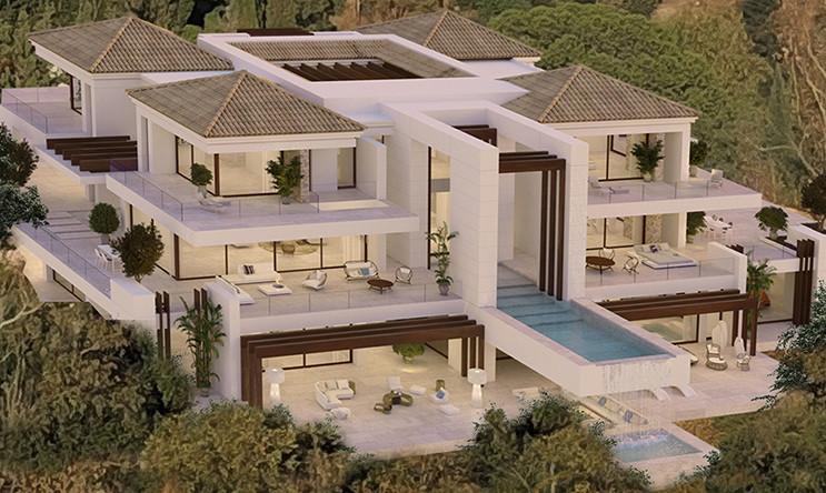 Luxury ambience close to Benahavis