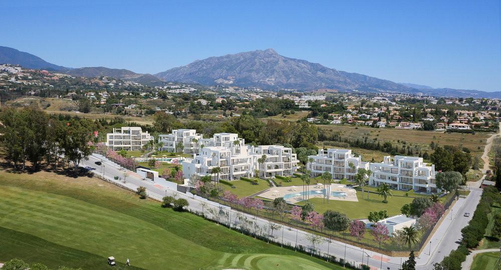 Amazing location for this stunning apartment near Estepona