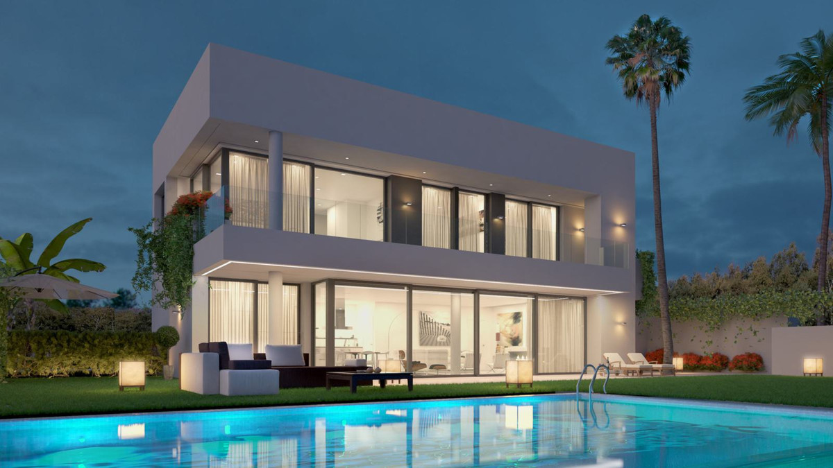 4 bed off plan villa - enjoy the Mediterranean climate