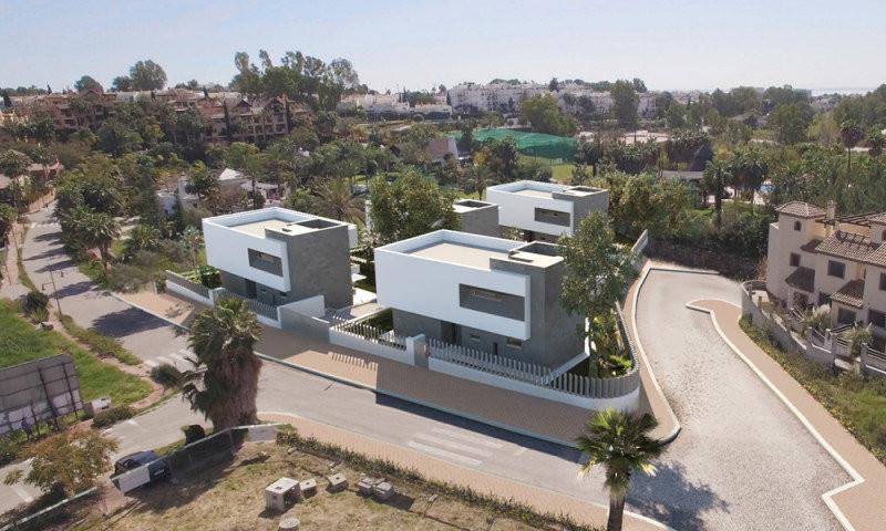 Ultra modern villa 15 minutes from Puerto Banus
