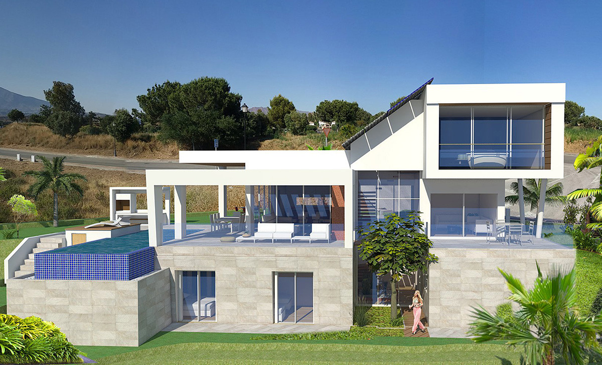 Luxury off-plan villa near to La Cala Golf