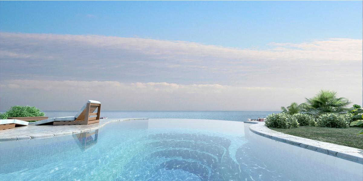 Close to Malaga in luxury resort