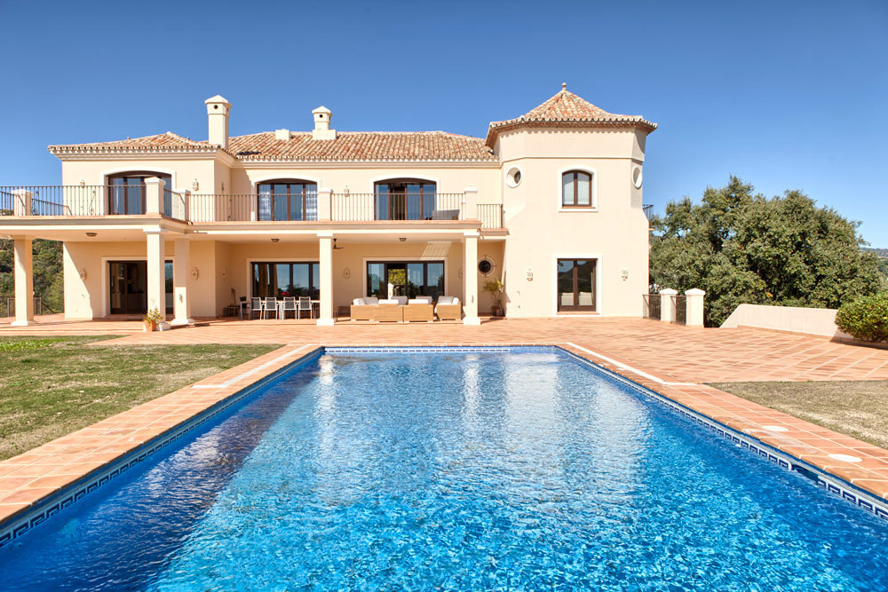 7 bedroom villa in the Marbella Club Resort